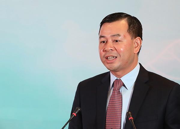 Ông Ngô Văn Tuấn, Phó Trưởng Ban Kinh tế Trung ương.