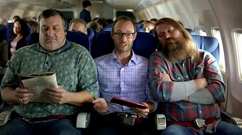 5 vị trí tệ nhất trên máy bay khiến hành khách ngồi không yên