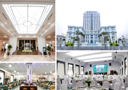 Khai trương khách sạn Nam Cường Nam Định - Khách sạn ấn tượng nhất đất thành Nam (xin bài edit) - 1