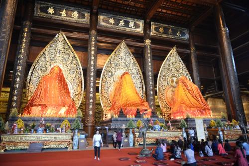 Tour hành hương cùng đại lễ Phật đản 2019 - 2