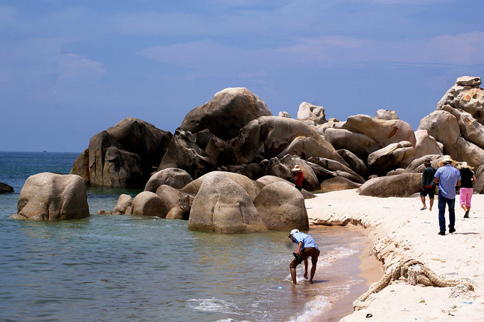 8 beautiful scenes that many tourists love Binh Thuan