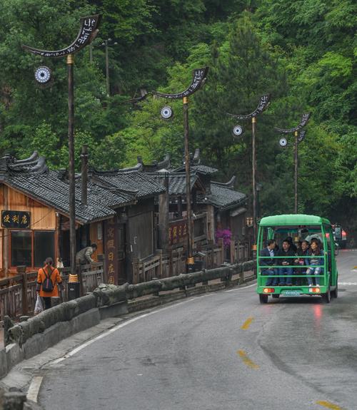 Làng cổ 1.700 tuổi của dân tộc Miêu ở Trung Quốc