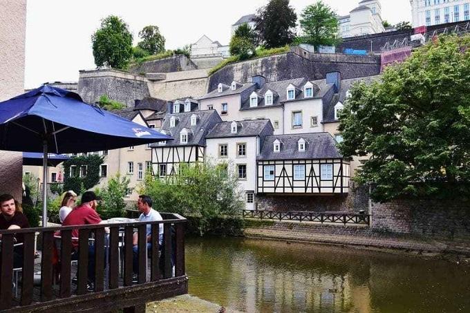 Luxembourg - thành phố bị 'lãng quên' ở châu Âu