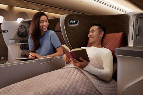 Singapore Airlines ưu đãi lớn cho khách hàng dịp hè - ảnh 2