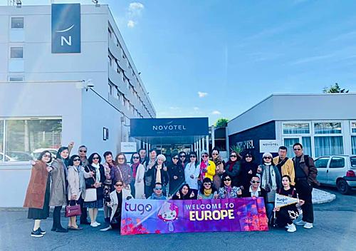 Du khách có cơ hội được giảm giá 2 triệu đồng trong tour du lịch qua 5 nước châu Âu.Ảnh: Tugo.
