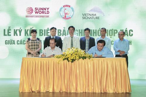 Bến Tre tổ chức hội nghị kết nối giao thương tại TP HCM - ảnh 2