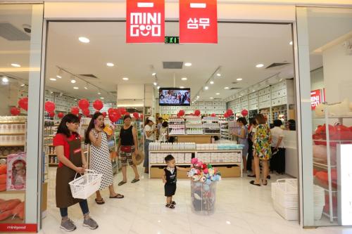 Sun Plaza Thụy Khuê thu hút khách tham quan, mua sắm ngày khai trương - ảnh 1
