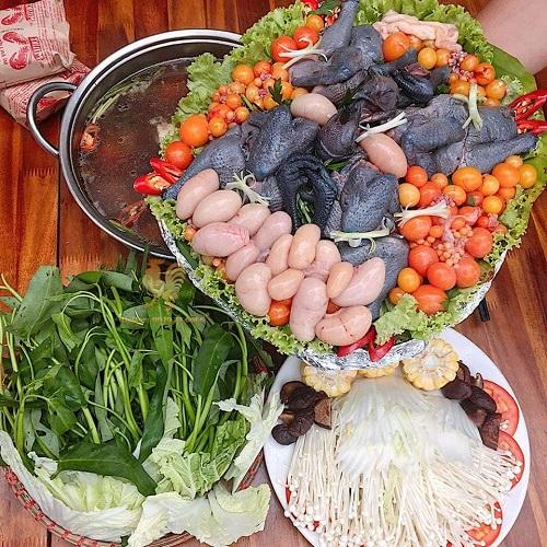 Những quán ăn ngon trên đường từ Hà Nội đi Cát Bà - ảnh 2