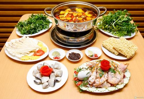 Các món ăn ở Góc Việt Quán được trình bày đẹp mắt và hấp dẫn. Ảnh:Góc Việt Quán.