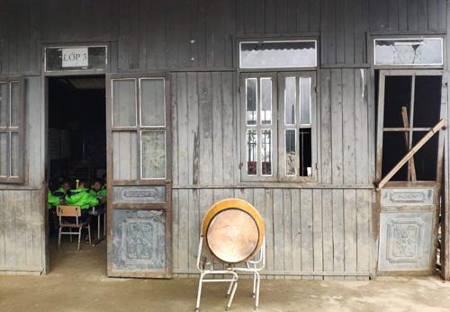 Quỹ Hy Vọng mang ánh sáng học đường đến Lào Cai