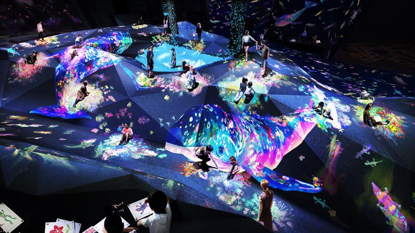 Bảo tàng ánh sáng đầy ảo ảnh của Nhật Bản