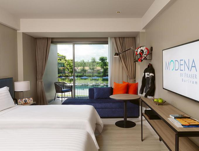 Khách sạn 4 sao tuyển Việt Nam nghỉ ở Thái Lan