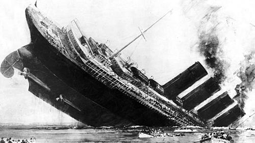 Ngày 15/4/1912, tàu Titanic chìm và cướp đi sinh mạng của hơn 1.500 người. Ảnh: Circumscriptor.