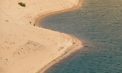 Những cồn cát khổng lồ đẹp như tranh vẽ ở Quy Nhơn