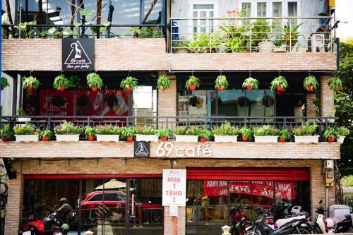 Quán cà phê không gian xanh giữa lòng Sài Gòn - ảnh 1