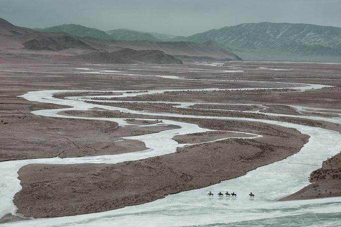 Tộc người sống du mục hơn 2.000 năm trên thảo nguyên Mông Cổ
