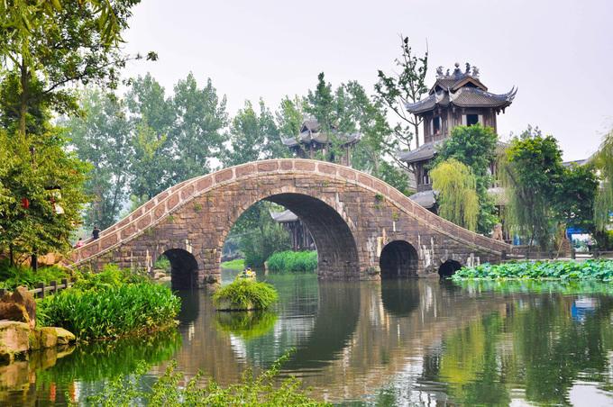 Thị trấn xuất hiện trong hơn 100 bộ phim cổ trang Trung Quốc