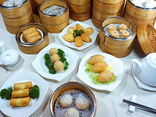 Trung Quốc có đến hàng chục món dimsum được chế biến theo những công thức khác nhau. Ảnh: Greenqueen.