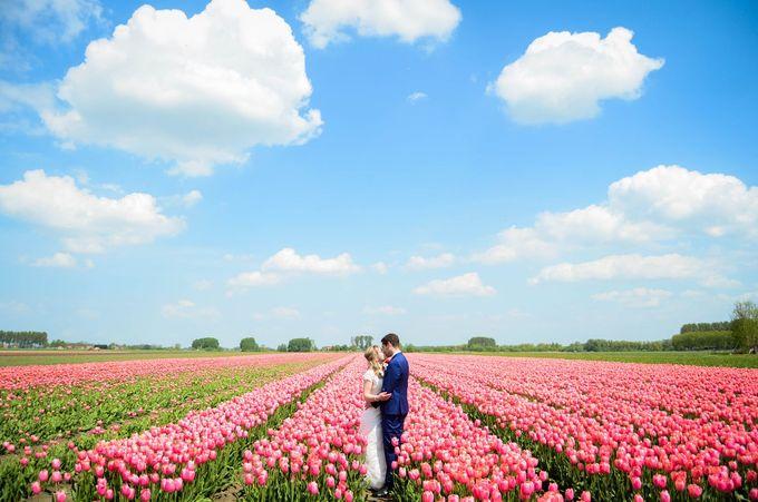 Những điểm chụp ảnh cưới được yêu thích ở nước ngoài