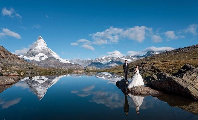 Những điểm chụp ảnh cưới được yêu thích