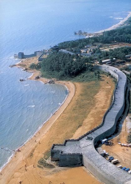 Lão Long Đầu - nơi Vạn Lý Trường Thành vươn ra biển - ảnh 2