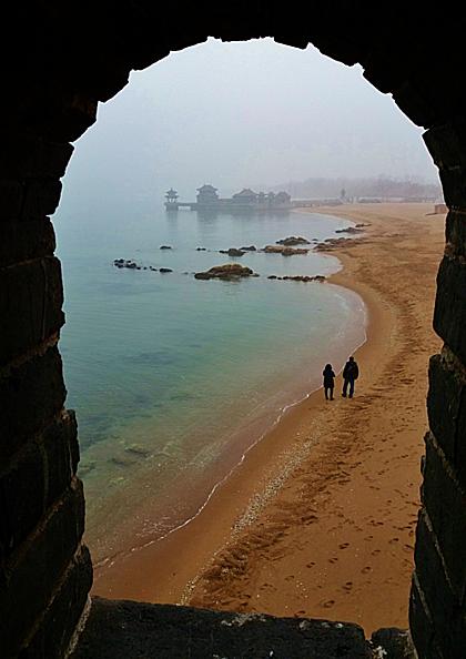 Lão Long Đầu - nơi Vạn Lý Trường Thành vươn ra biển - ảnh 3