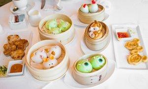 Dimsum hoạt hình khách không nỡ ăn tại Hong Kong