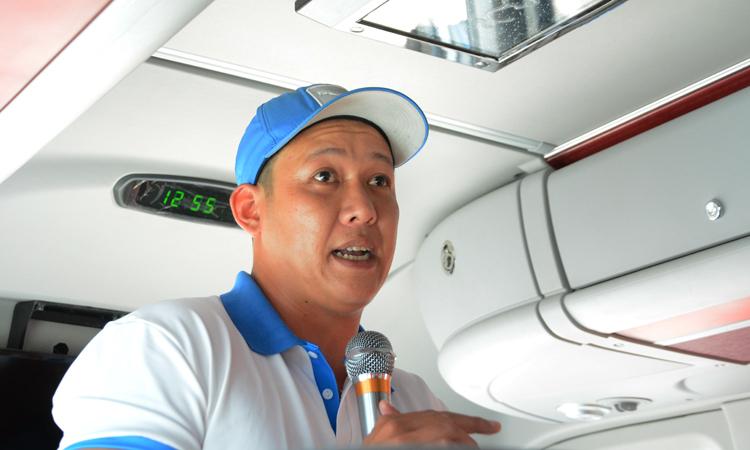 Hội hướng dẫn viên du lịch Việt Nam hiện có hơn 2.000 hội viên.