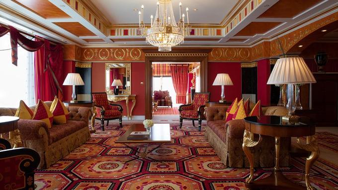 khách sạn 7 sao đầu tiên trên thế giới