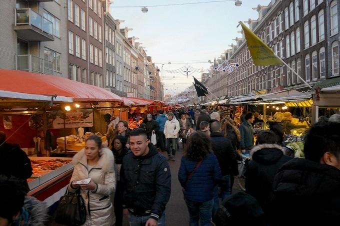 Những điểm du lịch nổi tiếng ở Amsterdam