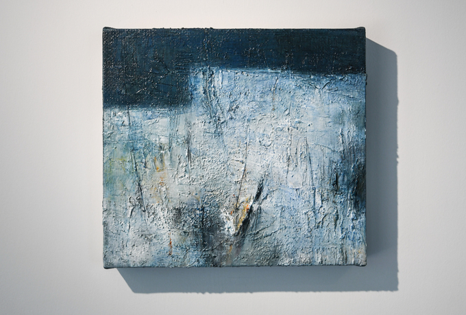 Các tác phẩm nghệ thuật trưng bày trong rừng Đại Lải