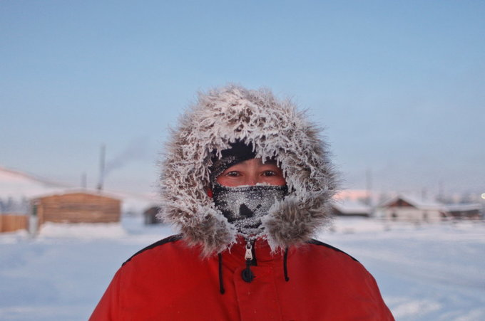 Cuộc sống bên trong thị trấn lạnh nhất thế giới