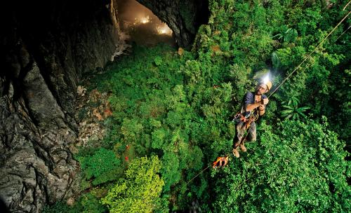 Nhiều tour sẽ giảm giá trong một tháng diễn ra lễ hội hang động Quảng Bình năm 2019. Ảnh: Oxalis.