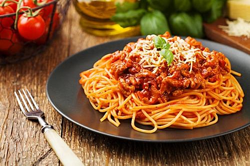 Ngày nay mì Italia đã trở thành món ăn nổi tiếng trên khắp thế giới. Ảnh: Bar Bubbles.