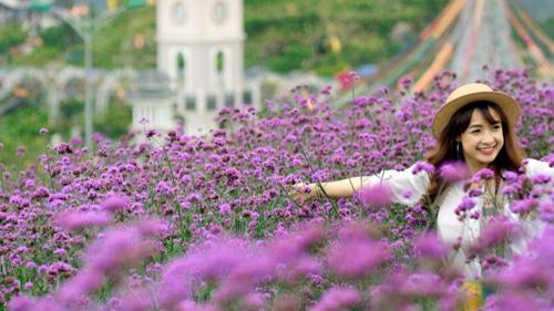 Lê Bê La bật mí địa điểm du lịch đẹp tại Fansipan