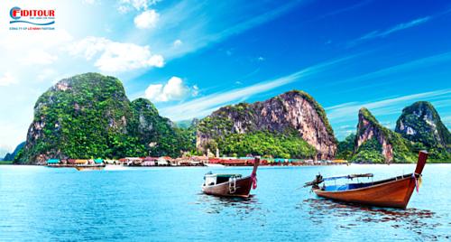 Thiên đường biển đảo cho chuyến du lịch hè