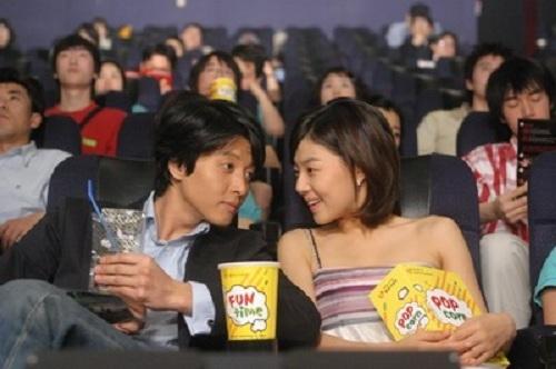 Bạn trai tôi là nhóm B là một bộ phim tình cảm Hàn Quốc đề cập tới sự hòa hợp tính cách giữa các nhóm máu. Ảnh: The Story.