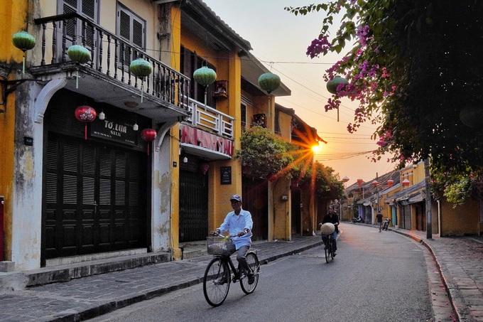 Nhịp sống ở Hội An - thành phố du lịch tốt nhất thế giới