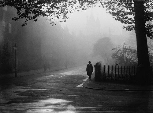 Đằng sau tên gọi thành phố sương mù của London - ảnh 1