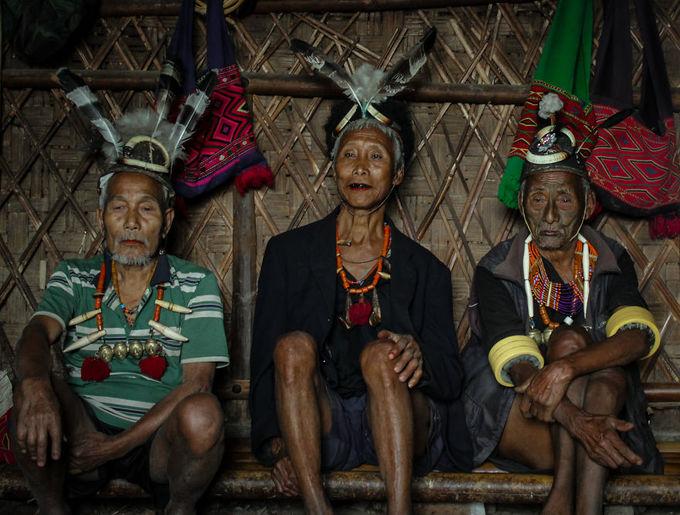 Những chiến binh săn đầu người cuối cùng ở Nagaland