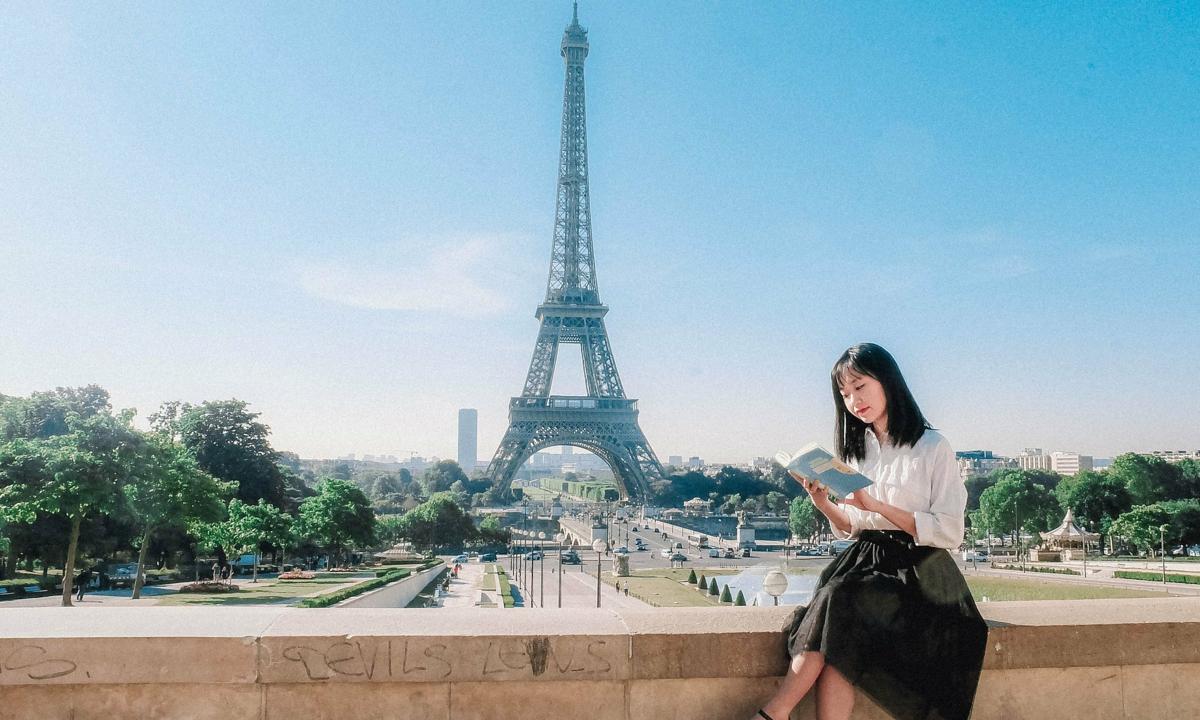 Điều cần biết khi tham quan tháp Eiffel ở Pháp - VnExpress Du Lịch