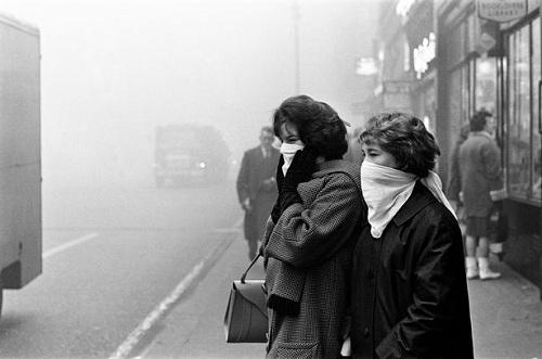 Đằng sau tên gọi thành phố sương mù của London - ảnh 2