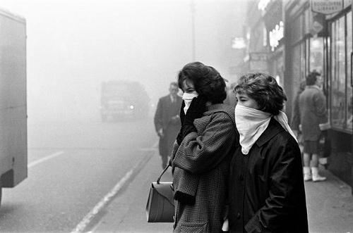 Đằng sau tên gọi thành phố sương mù của London - VnExpress Du Lịch