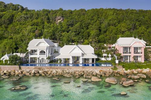 JW Marriott Phu Quoc Emerald Bay nằm trong top resort tốt nhất Đông Nam Á - ảnh 1