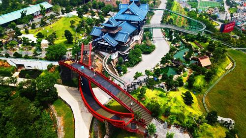 Sun World Halong Complex được vinh danh tại giải thưởng du lịch Việt Nam 2019 - ảnh 4
