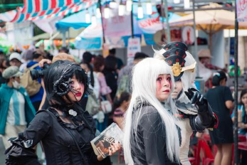 Trải nghiệm lễ hội đường phố và Festival Nhật Bản 2019 tại Đầm Sen - ảnh 5