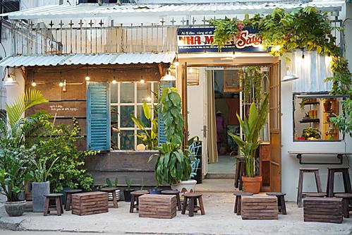 SaigonConcept.Nhà Mìnha