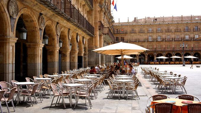 48 giờ ở thành cổ Salamanca của nữ du khách Việt