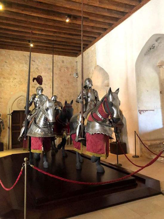 Lâu đài của Lọ Lem ngoài đời thực ở Tây Ban Nha