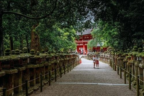 Nara là thủ đô của Nhật Bản vào năm 710 với tên gọi là Heijo-kyo. Heijo-kyo đẹp và nổi tiếng nhất đất nước Mặt trời mọc trong thời kỳ trước năm 784 - hay còn gọi thời kỳ Nara.